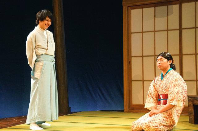 文劇喫茶シリーズ第一弾『それから』舞台写真_6