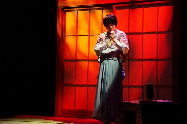 文劇喫茶『それから』舞台写真_7