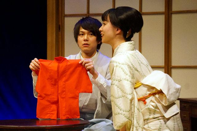 文劇喫茶シリーズ第一弾『それから』舞台写真_8