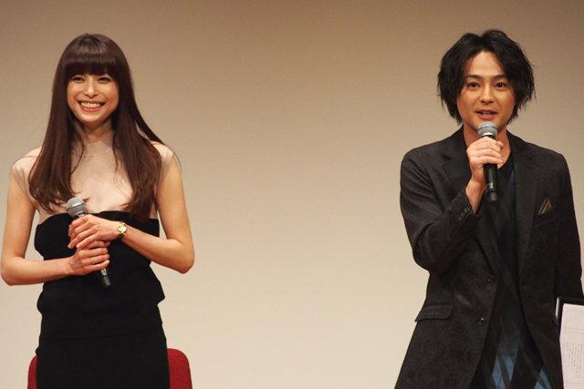 「るひま映画祭」でミュージカル『TARO URASHIMA』出演の木村了&上原多香子、公演を振り返る