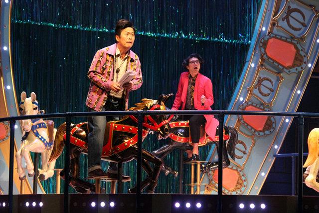 A.B.C-Z塚田僚一が単独初主演でいきいきと輝くワンナイト・コメディ!『サクラパパオー』東京公演、開幕