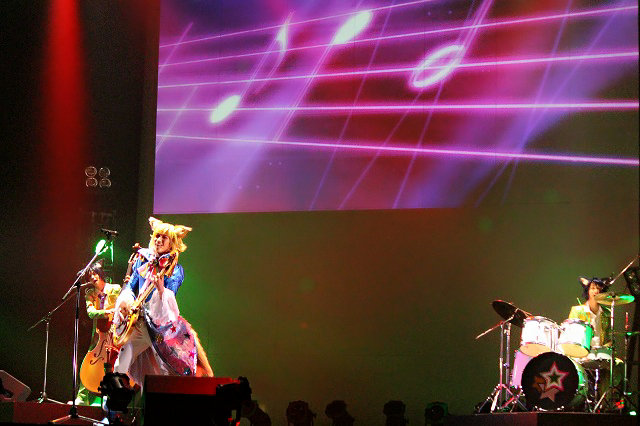LM「SHOW BY ROCK!!」ライヴイベント舞台写真‗7