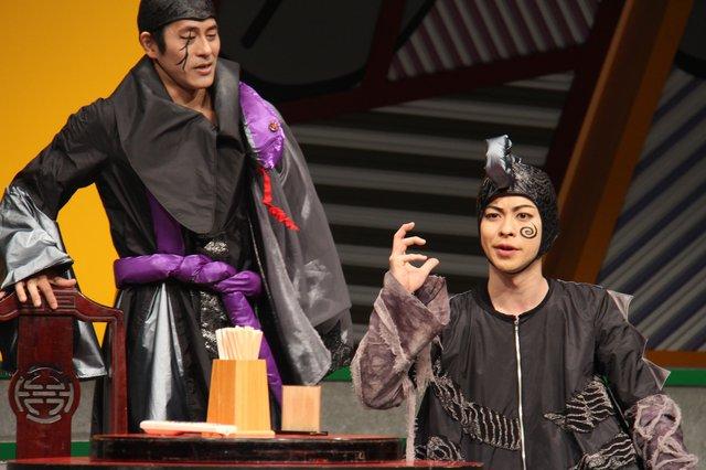 『昆虫戦士コンチュウジャー~ただの再演じゃ終わらない、そうだろみんな!?~』舞台写真_11