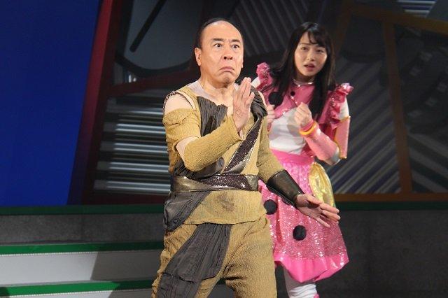 『昆虫戦士コンチュウジャー~ただの再演じゃ終わらない、そうだろみんな!?~』舞台写真_3