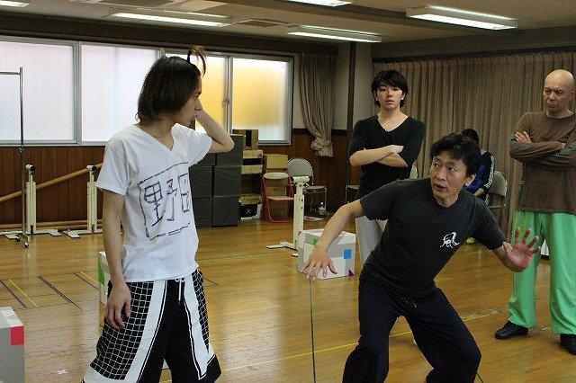 舞台『厨病激発ボーイ』稽古場レポート_6