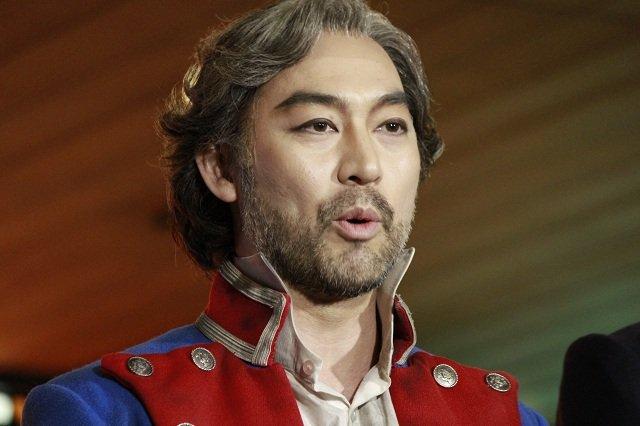 ミュージカル『レ・ミゼラブル』日本初演30周年記念公演初日会見_福井晶一
