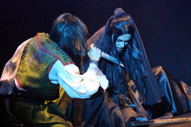 『幻想奇譚 白蛇伝』舞台写真_6