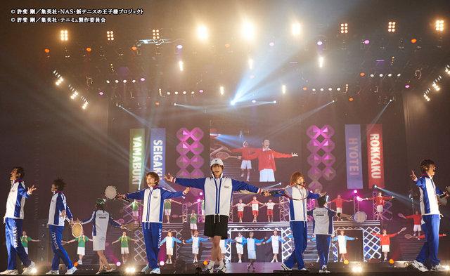 ミュージカル『テニスの王子様』コンサート Dream Live 2017キャストコメント到着!