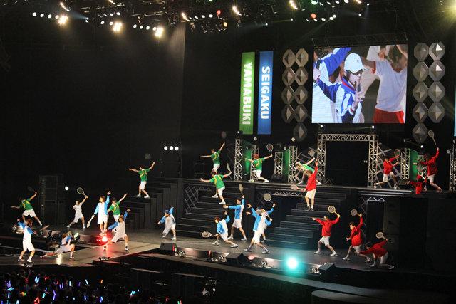 テニミュ3rd、2回目のドリライ!ミュージカル『テニスの王子様』コンサート Dream Live 2017公演レポート