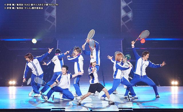 ミュージカル『テニスの王子様』コンサート Dream Live 2017舞台写真_2