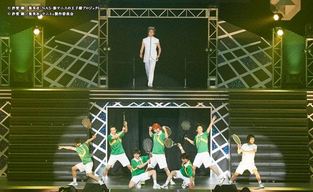 ミュージカル『テニスの王子様』コンサート Dream Live 2017舞台写真_3