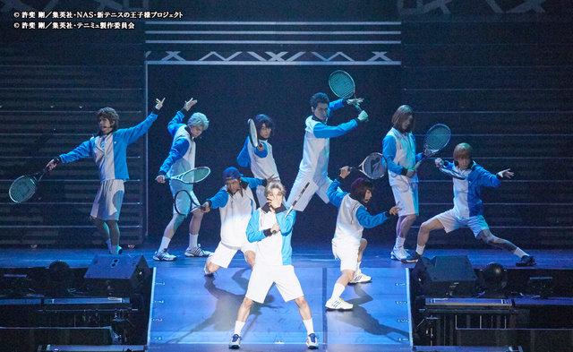 ミュージカル『テニスの王子様』コンサート Dream Live 2017舞台写真_4