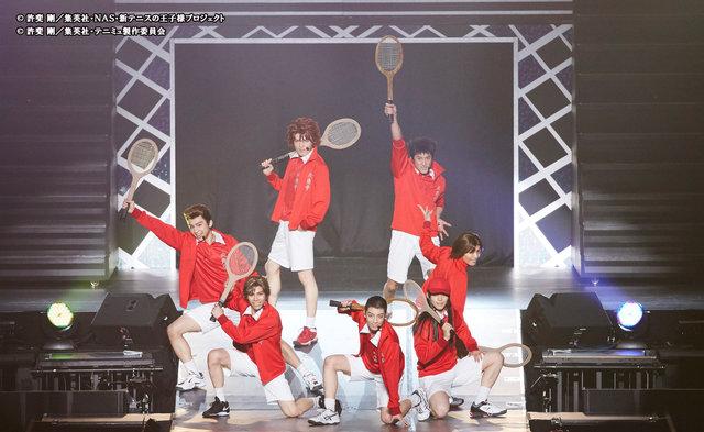 ミュージカル『テニスの王子様』コンサート Dream Live 2017舞台写真_5