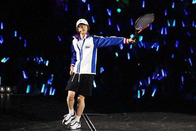 ミュージカル『テニスの王子様』コンサート Dream Live 2017舞台写真_6