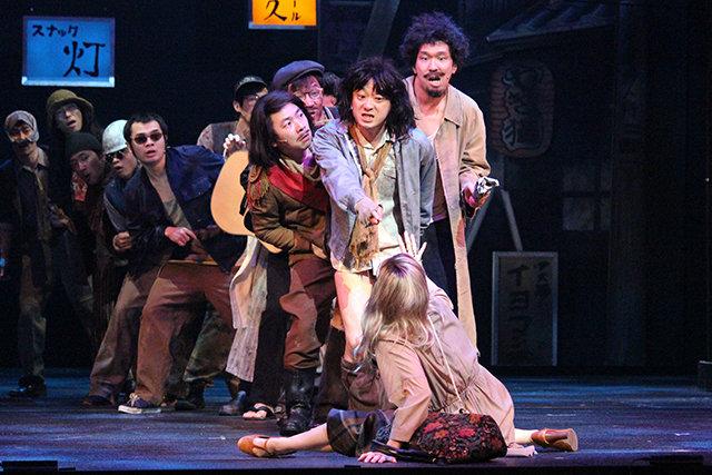 舞台『俺節』舞台写真_3