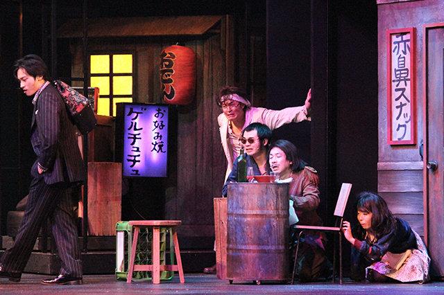 舞台『俺節』舞台写真_5