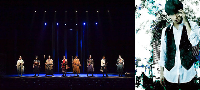 舞台『里見八犬伝』、舞台『東京喰種トーキョーグール』