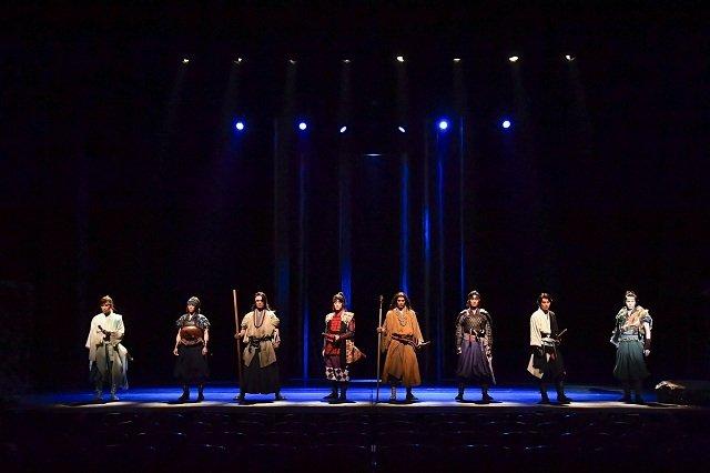 舞台『里見八犬伝』