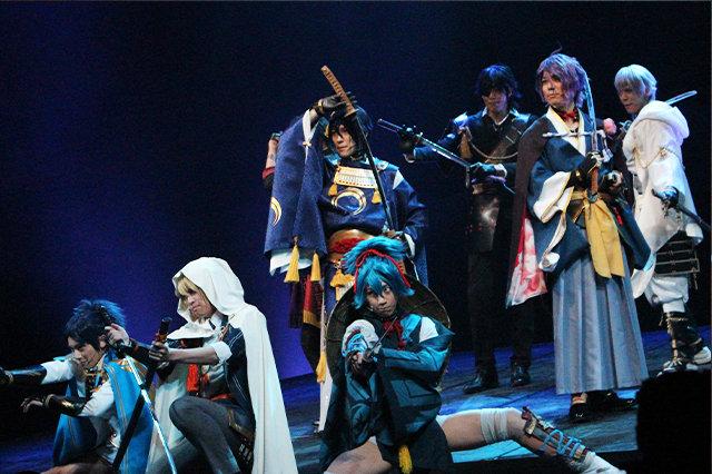 舞台『刀剣乱舞』義伝 暁の独眼竜、開幕!新刀剣男士・猪野広樹「刀ステだからこそできる時代劇が誕生した」