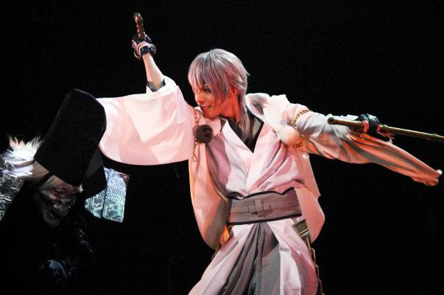 舞台『刀剣乱舞』義伝 暁の独眼竜舞台写真_4