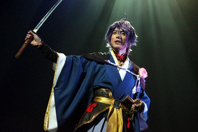 舞台『刀剣乱舞』義伝 暁の独眼竜舞台写真_7