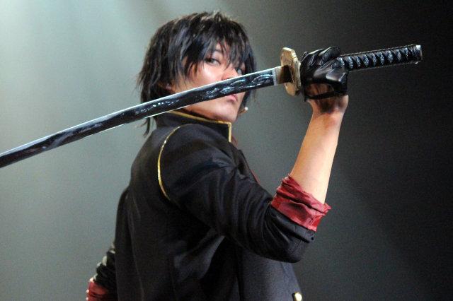 舞台『刀剣乱舞』義伝 暁の独眼竜舞台写真_8