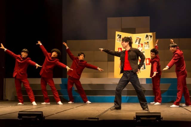 舞台『ハイスクール!奇面組』舞台写真_4