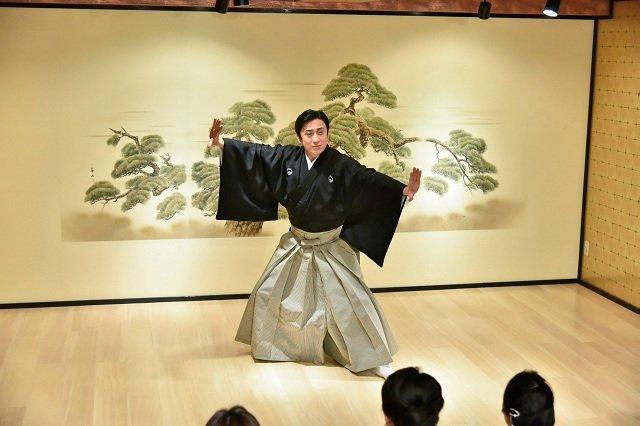 日本舞踊をもっと身近に!「未来座SAI 大人のたしなみ講座~日本舞踊~」オフィシャルレポート