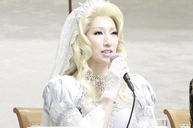 ミュージカル・コメディ『キス・ミー・ケイト』制作発表会見_水夏希