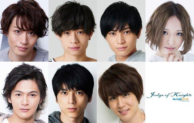 『あんさんぶるスターズ!エクストラ・ステージ』~Judge of Knights~にfine、紅月の追加出演が決定!