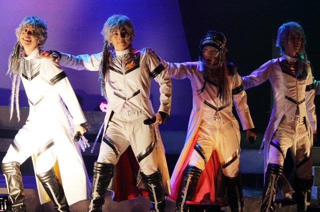準惑星アイドル「アンプラネット」の新たな物語!ミュージカライブ『アンプラネット―ボクの名は―』ゲネプロレポート
