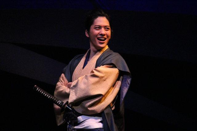 舞台『剣豪将軍義輝~星を継ぎし者たちへ~』舞台写真_15