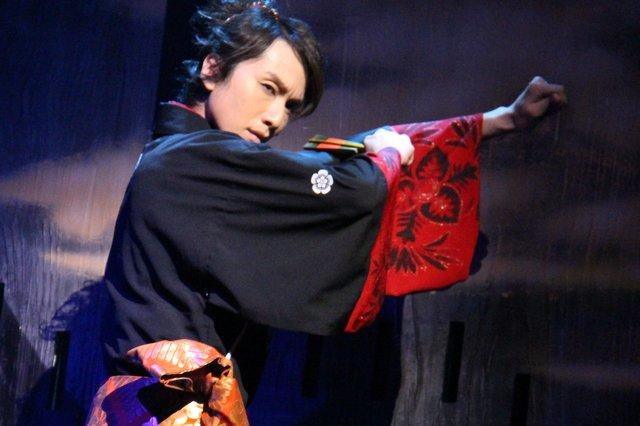 舞台『剣豪将軍義輝~星を継ぎし者たちへ~』舞台写真_4