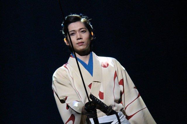 舞台『剣豪将軍義輝~星を継ぎし者たちへ~』舞台写真_6