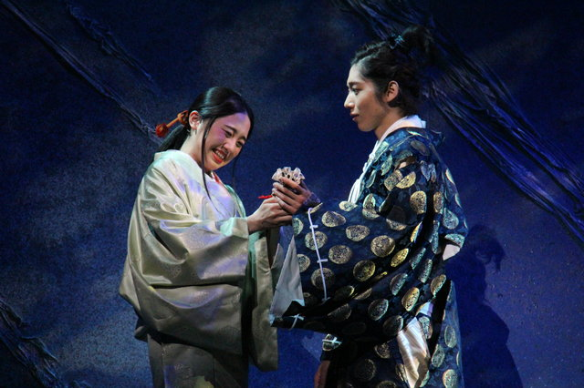 舞台『剣豪将軍義輝~星を継ぎし者たちへ~』舞台写真_8