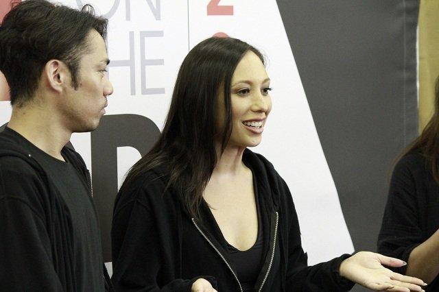 シェリル・バーク&高橋大輔『LOVE ON THE FLOOR 2017』公開稽古_2