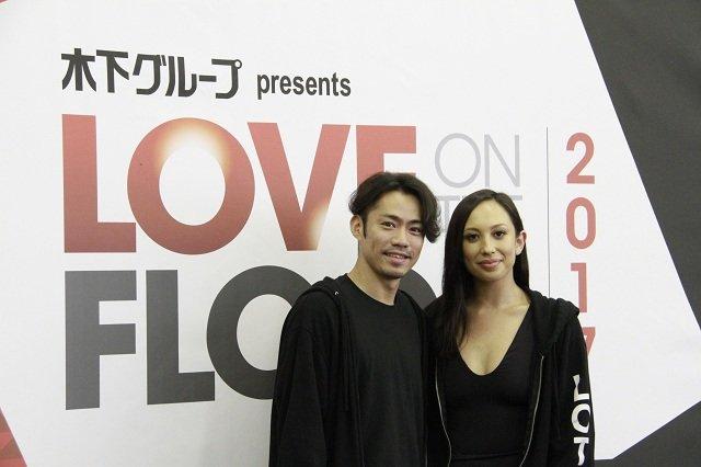 シェリル・バーク&高橋大輔『LOVE ON THE FLOOR 2017』公開稽古_9