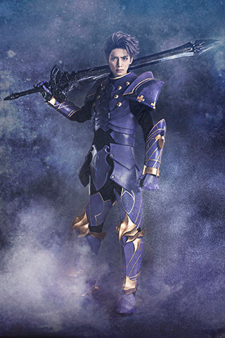 『Fate/Grand Order THE STAGE –神聖円卓領域キャメロット-』ランスロット(小野健斗)