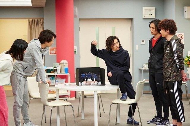 WOWOWオリジナルミュージカルコメディ 福田雄一×井上芳雄『グリーン&ブラックス』#3