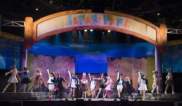 今度はAiiA 2.5 Theater Tokyoがジャパリパークに!舞台『けものフレンズ』早くも再演決定
