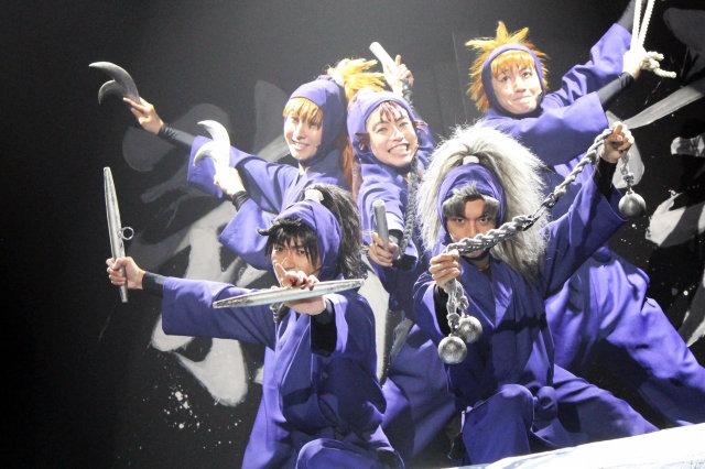 五年生がさらに成長!「新しい作品と思って」ミュージカル「忍たま乱太郎」第8弾再演が開幕