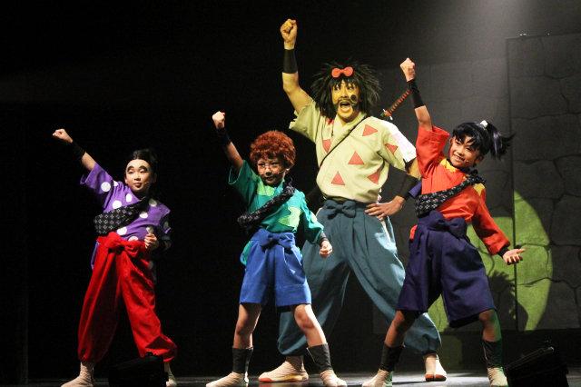 ミュージカル「忍たま乱太郎」第8弾再演_舞台写真4