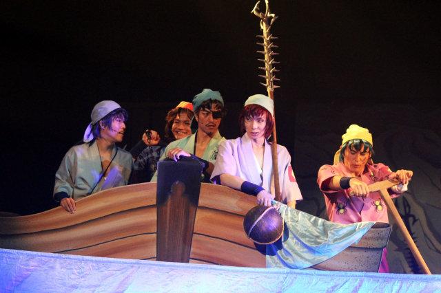 ミュージカル「忍たま乱太郎」第8弾再演_舞台写真7