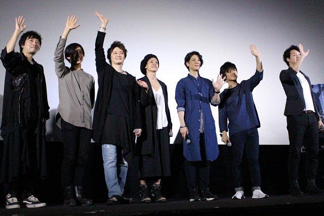 映画『メサイア外伝 -極夜Polar night-』初日舞台挨拶_2