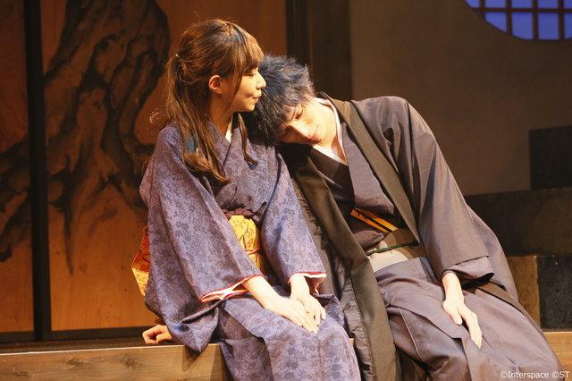 瀬戸啓太「キャラクター共に役者も成長していきます」『夢舞台 艶が~る 初宴』公演レポート