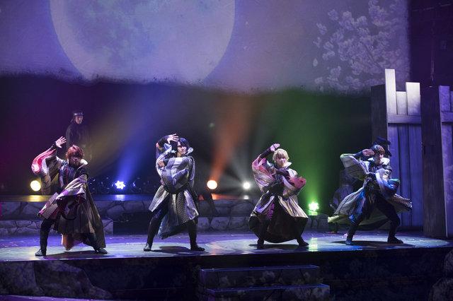 舞台「劇団シャイニングfrom うたの☆プリンスさまっ♪『天下無敵の忍び道』」開幕!