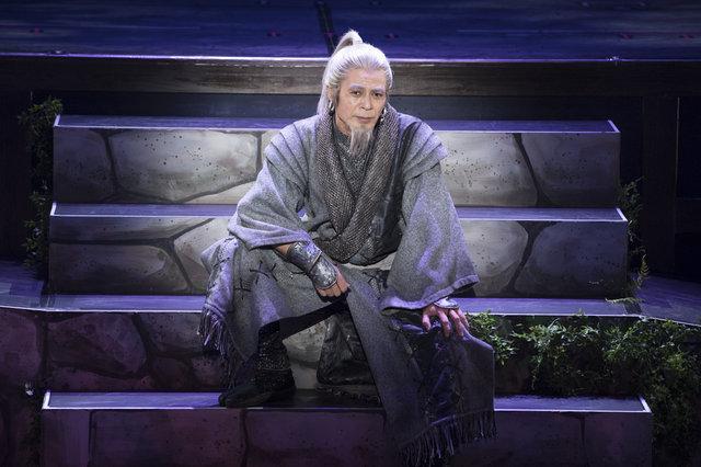 舞台「劇団シャイニングfrom うたの☆プリンスさまっ♪『天下無敵の忍び道』舞台写真_10
