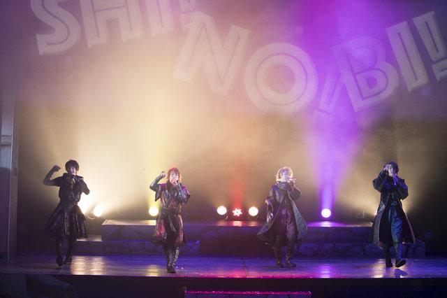舞台「劇団シャイニングfrom うたの☆プリンスさまっ♪『天下無敵の忍び道』舞台写真_12