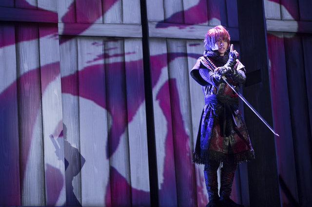 舞台「劇団シャイニングfrom うたの☆プリンスさまっ♪『天下無敵の忍び道』舞台写真_2