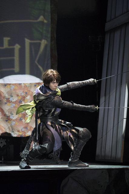 舞台「劇団シャイニングfrom うたの☆プリンスさまっ♪『天下無敵の忍び道』舞台写真_4